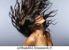 "Image result for nude art sideview ""woman throwing hair back"""