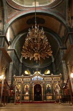 Sainte Sophie, Thessaloniki, Greece Monuments, Sainte Sophie, Macedonia Greece, Religious Architecture, Place Of Worship, Beautiful Places To Visit, Beautiful Buildings, Kirchen, Greece Travel