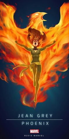 Resurrection - the Phoenix in #PuzzleQuest.