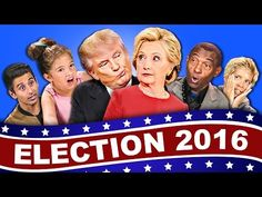 GENERATIONS REACT TO ELECTION 2016 - YouTube