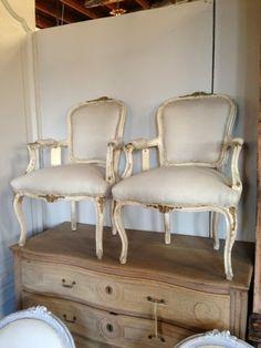 love the chairs and bureau
