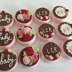 Cute!!! Oreo Treats, Oreo Cookies, Cupcake Cookies, Chocolate Covered Treats, Chocolate Dipped Oreos, Cakepops, Cake Decorating Tips, Cookie Decorating, Oreo Biscuits