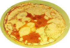 Clatite pufoase cu smantana   Retete culinare gustoase Camembert Cheese, Gem, Food, Banana, Essen, Jewels, Meals, Gemstone, Gemstones