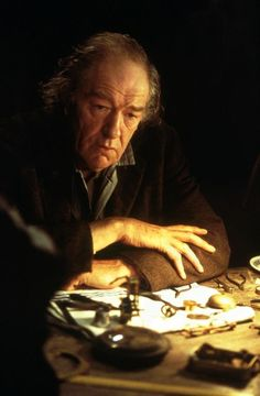 Michael Gambon, my choice for Van Helsing, the aging scholar who has found a strength in Faith Michael Gambon, Human Pictures, Maggie Smith, Gary Oldman, Daniel Radcliffe, Character Names, Famous Men, Great British, David Bowie