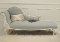 Blue and white #interiors #trend for autumn 2013. #Furniture #Vintage