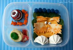 Bento Love: Dr. Seuss Lunch - Family Fresh Meals