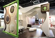 Exhibition Design by Artik Design-Eran Yakobi , via Behance