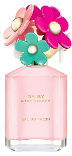 Daisy Eau So Fresh Delight Marc Jacobs perfume - una fragancia para Mujeres 2014 Marc Jacobs Daisy, New Fragrances, Fragrance Parfum, Perfume Scents, Parfum Marc Jacobs, Tiare Tahiti, Daisy Eau So Fresh, Sephora, Beautiful Perfume