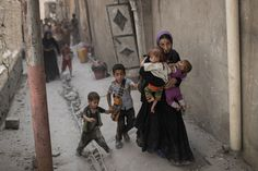 Among the Ruins of Mosul