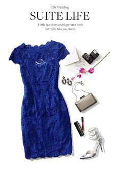 Meet the LLD (Little Lace Dress). Rent the look and get $25 off your first order. Use code FIRSTRTR25X754.