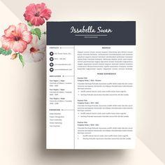 Personal Resume Templates Professional Personal Resumeclaudiu Fagadar On Creativemarket .
