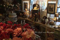 My lovely English shop Het lijstje van brocante....by Silvia Hokke