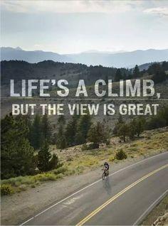 Cycling motivation