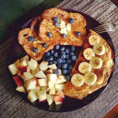 Imagem de food, breakfast, and banana