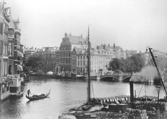 Jacob Olie 1890 Amsterdam