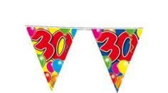 Garland Fourth Anniversary Birthday Bunting. Folat B. Gratis Sticker, Birthday Bunting, Garland, Anniversary, Symbols, Stickers, Ebay, Products, Garlands