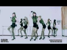 AOA Mini Skirt - Alice Cos Group - YouTube