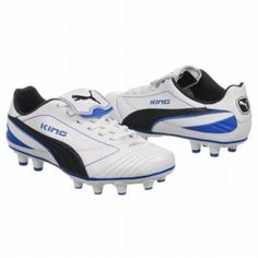 SALE - Puma EC1261339 Soccer Cleats Womens White - Was $100.00. BUY Now - ONLY $85.00