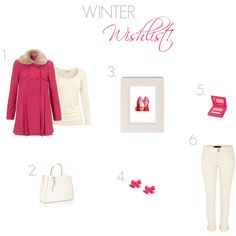"""""""Winter Wishlist!"""" by ladygatsby on Polyvore"""