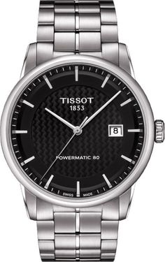 @tissot Watch Classic Automatic #add-content #bezel-fixed #bracelet-strap-steel #brand-tissot #case-depth-9-75mm #case-material-steel #case-width-41mm #date-yes #delivery-timescale-1-2-weeks #dial-colour-black #gender-mens #luxury #movement-automatic #new-product-yes #official-stockist-for-tissot-watches #packaging-tissot-watch-packaging #style-dress #subcat-t-classic #supplier-model-no-t0864071120102 #warranty-tissot-official-2-year-guarantee #water-resistant-50m