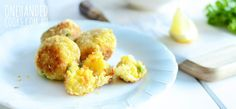 Cooking with Harry & George: Saffron Spiced Risotto Balls - One Handed Cooks Toddler Finger Foods, Healthy Finger Foods, Healthy Baby Food, Healthy Cooking, Healthy Snacks, Toddler Food, Baby Finger, Baby Food Recipes, Snack Recipes