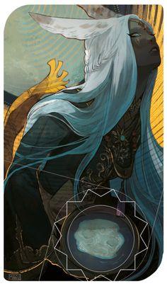 """season-of-maha: """" """"Maha Inspiration Art, Character Design Inspiration, Art Inspo, Character Concept, Character Art, Concept Art, Dragon Age Tarot Cards, Desenhos Harry Potter, Pretty Art"""