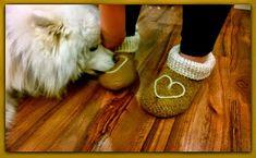 Arkimamman Arkiralli: Huovutetut virkatut tossut OHJE Moccasins, Flats, Shoes, Fashion, Penny Loafers, Loafers & Slip Ons, Moda, Loafers, Zapatos
