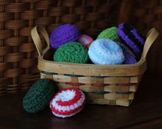 2 Crochet Nylon Dish and Pot Scrubbies