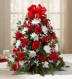 Avoid holiday lines at Find Christmas gifts for everyone on your list with  our gorgeous Christmas flowers & festive Christmas decorations.