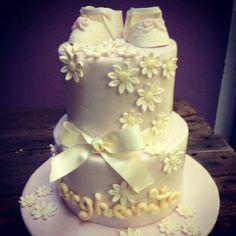 #torta per #battesimo #dolcelab #cakedesign