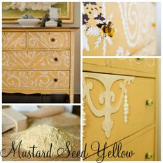 Colors | Miss Mustard Seeds Milk Paint