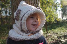 Berenmuts voor kleindochter Rebecca