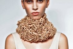 More and more designers discover #cork as a versatile material!   #sustainable #fashion