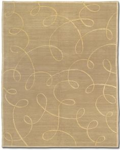 Featuring an engaging curvilinear design, the Waltz Endive transitional rug will impress any connoisseur of quality. Hand knotted from silk and wool, this stylish piece is part of the Shakti collection from Tufenkian Rugs. http://www.cyrusrugs.com/tufenkian-rugs-barbara-barry-item-12549&category_id=0