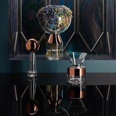 Tom Dixon to launch metal home and office accessories in Paris #luxuryfurniture #homefurniture #designerfurniture