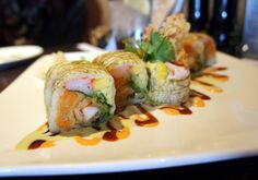 Date Idea: Learn how to roll sushi
