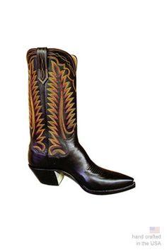 The Tahoe: – Paul Bond Custom Boots Custom Cowboy Boots, Custom Boots, Western Boots, Tall Boots, Shoe Boots, Shoes Heels, 1911 Leather Holster, Jack Black, Designer Boots