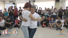 Baila Mundo - Jaime Arôxa e Katiusca Dickow (Dança Porto Alegre 2015)