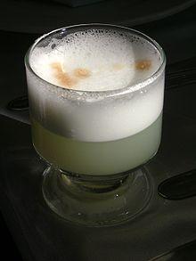 Pisco Sour (Chile)