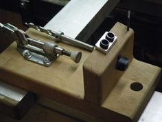 Shop Made Pocket Hole Jig - by corydoras @ LumberJocks.com ~ woodworking community