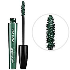 MAKE UP FOR EVER - Smoky Lash in 4 - green  #sephora the purple one too