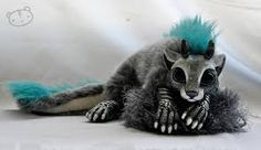 Image result for my little dragon gray elf