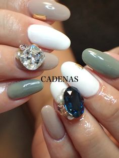 CADENAS nail design 💅💕 tel:06-4792-8617  Facebook❤️ http://www.facebook.com/cadenas.nail  blog❤️ http://ameblo.jp/cadenas-nail/  Instagram❤️ https://instagram.com/Yuka.maeda/