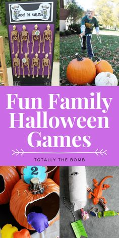 30 Fun Halloween Games To Play At Home