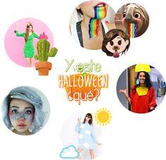 Si hay que disfrazarse en Halloween, mejor que sea un disfraz gracioso.