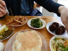 Israel Kurzreise - Golden Checkpea food