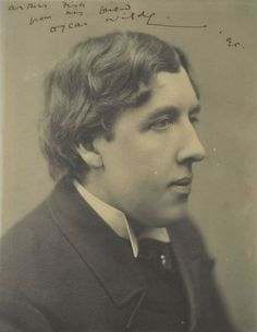 """The world is a stage, but the play is badly cast.""  --Oscar Wilde"