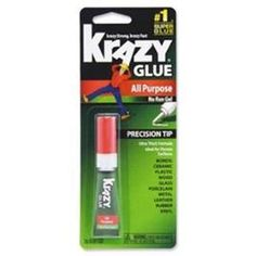 Krazy Glue KG517 2.2G All Purpose Krazy Glue 2/Pack - 12 Pack on ShopSavvy