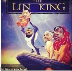 The Lin King!