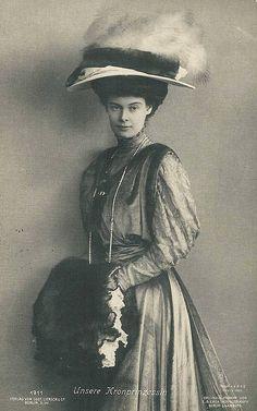 Kronprinzessin Cecilie von Preussen, The German Crown Princess | Flickr - Photo Sharing!